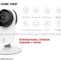 CCTV Xiaomi Yi Small Ants Wireless IP Camera CCTV with Night Vision