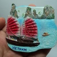 magnet kulkas murah oleh oleh negara vietnam