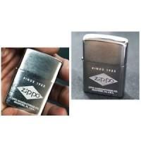 Zippo 200 ZIPPO SINCE 1932 Lighter Made in USA /GENUINE and ORIGINAL P