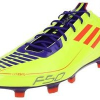 adidas Men's F50 adizero TRX FG Football Boots Electric Yellow Deadsto