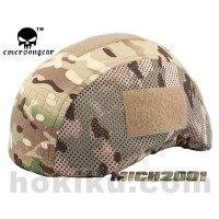Emerson FS Style MICH 2001 Helmet Cover - MULTICAM