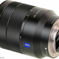 Lensa Sony Sel 24-70MM F4 ZA OSS