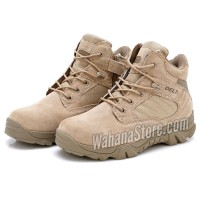 Sepatu Delta Force Tactical 6 Inch