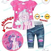 My Little Pony Color Changing Suit Jeans (GW 246)
