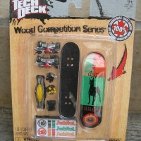 fingger board tech deck world competition series no 7