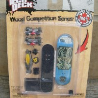 fingger board tech deck world competition series no 6