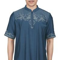 gamis pria muslim / baju koko couple raindoz RGS 005
