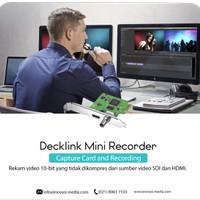 Blackmagic Design DeckLink Mini Recorder (Capture card Mini)