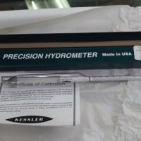 hydrometer density ASTM 750-850 kesller kessler avtur