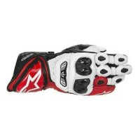 sarung tangan alpinestar gp tech new / glove alpinestar gp pro red