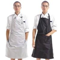 Waterproof Chef Apron Grooming Celemek Tahan Anti Air