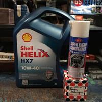 oli shell helix hx7/oli shell /oli filter ayla agya calya sigra