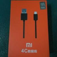 Kabel Data Xiaomi USB Type C Original 100% Cable Tipe Mi 4C 4S 5 Pad 2