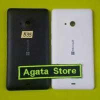 Tutup Casing Belakang Nokia Lumia 535 Microsoft ( Back Door / Cover )