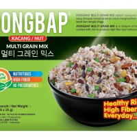 Jual Kongbap Nut Multi Grain Mix (Campuran Beras) Murah