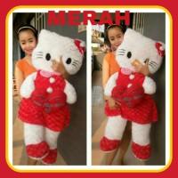 Jual boneka hello kitty jumbo uk 1meter ukir nama Murah