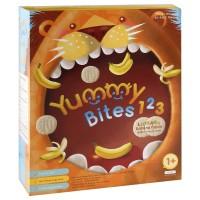 Yummy Bites 123 Flavour Banana 50gr