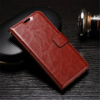 Leather FLIP COVER WALLET Samsung A3 A5 A7 2016 A310 A510 A710 Case HP
