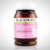 Blackmores Pregnancy & Breast Feeding Gold 180 caps