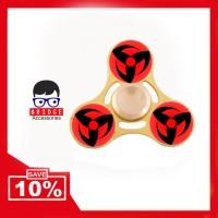 Preimium Fidget Spinner Hand Spinner Metal Naruto Hatake Kakashi