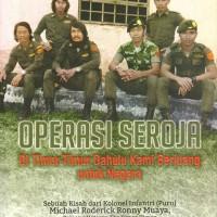 harga Operasi Seroja Di Timor-timur Tokopedia.com