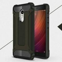 Spigen Armor Iron Xiaomi redmi Note 4x Casing Hard Back Case Cover
