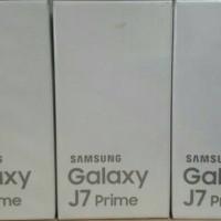 Hp Samsung Galaxy J7 Prime Full Black Garansi Resmi (RAM 3GB+ROM 32GB)