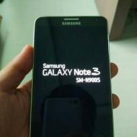Samsung Note 3 mulus like new ( seken / bekas )