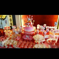 Jual Dessert Table Hello Kitty Themes Murah