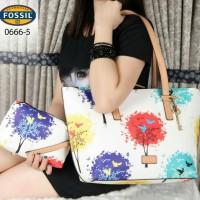tas FOSSIL Emma Shopper 0666-5#slv1