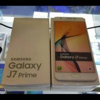 Hp Samsung Galaxy J7 Prime White Gold Garansi Resmi (RAM 3GB+ROM 32GB)