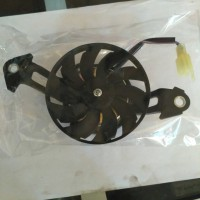 kipas radiator/radiator fan plus dinamo vixion/jup mx/mx new
