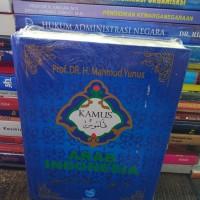 Kamus bahasa arab Indonesia by prof dr H mahmud yunus