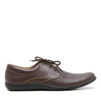 Jual Sepatu Pantofel Edberth Torino Formal - Brown Murah