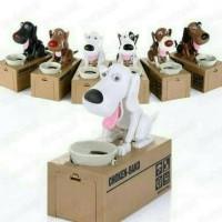 Jual Celengan Choken Bako/Celengan anjing pemakan koin Murah