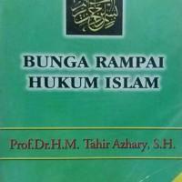 Bunga Rampai Hukum Islam by Prof Dr HM Tahir Azhary SH