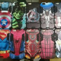 softcase iron gambar super hero iphone 7