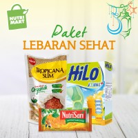 harga Paket Lebaran Sehat Tokopedia.com
