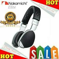Nakamichi Elite Wireless Bluetooth Headphones High Level