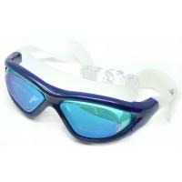 Kacamata Renang Frame besar Anti Fog UV Protection
