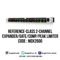 Behringer Compressors/Limiters COMPOSER PRO-XL MDX2600