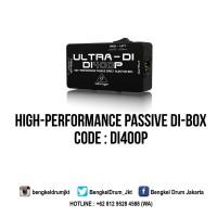 Behringer DI Boxes ULTRA-DI DI400P
