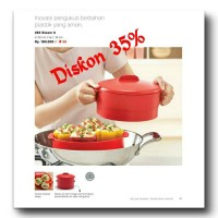 Jual Promo Tupperware Diskon Murah - Steam It Murah