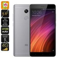 Xiaomi Redmi Note 4X 3/32GB (GREY) 4G LTE - GRS Distributor