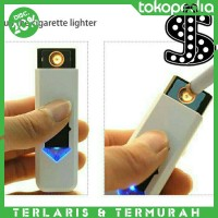 Jual Korek Elektrik USB Cigarette Lighter (Rechargeable) Murah