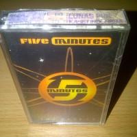 Five Minutes - The Best + 5 ORIGINAL KASET SEGEL Funky Kopral Naif