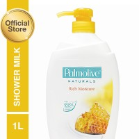 Palmolive Naturals Milk and Honey Shower Milk 1L (114849)