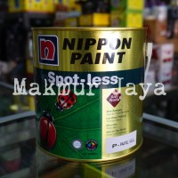 Spotless Tinting Cat Tembok Interior Nippon Paint Warna Spot-less