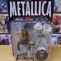 McFarlane Metallica Harvest of Sorrow LARS ULRICH Super Stage Figure