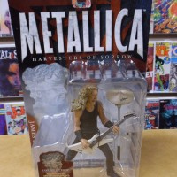 McFarlane Metallica Harvest of Sorrow JAMES HETFIELD Super Stage Figur